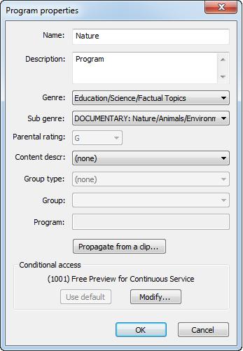 XML Playlist Format – Cinegy Open