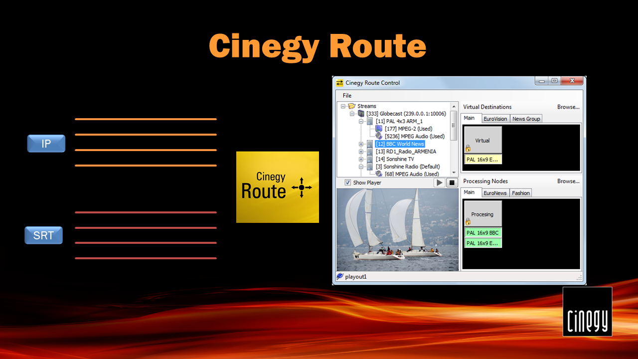 Cinegy_Route22