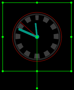 Effect_analog_clock