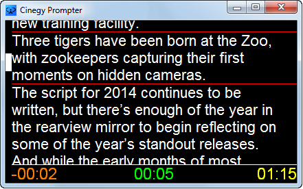 Prompter_display