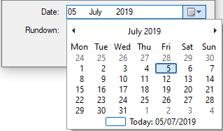 Rundown_select_date