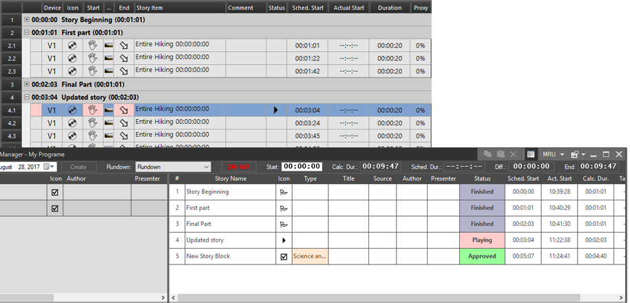 Rundown_editing