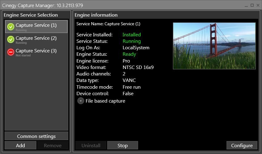 Cinegy_Capture_Manager