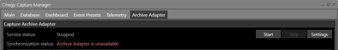 Archive_adapter_main