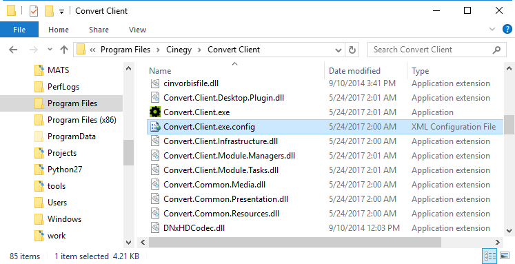 Convert_Monitor_config_file