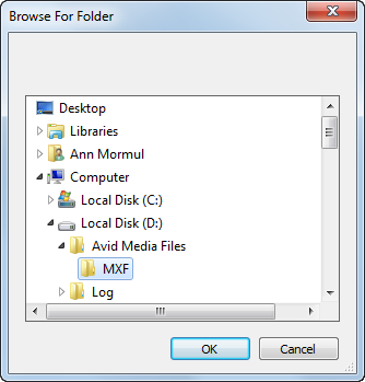 cinegy_browser_browse_for_folder