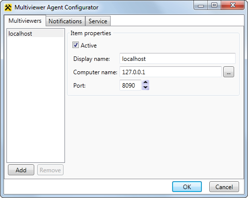 multiviewer_agent_configuration
