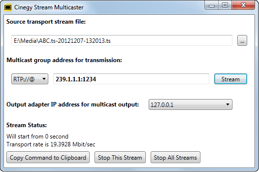 Cinegy_Stream_Multicast